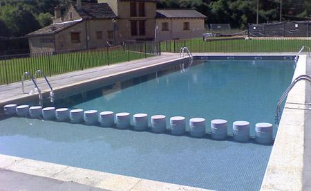 Cosagua s l tratamiento general de aguas for Piscina publica zaragoza